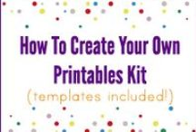 Printables / Lots of printable's many that are FREE! / by Heather Bryant