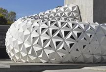 Procedural Geometries / Parametric Design / by Cameron Miller