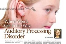 Auditory processing / by Elizabeth Harp