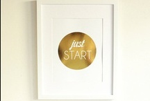 Print of the Week / Love Audrey's Favourite Wall Candy / by Loveaudrey