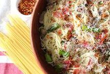 Meat / Pasta / Fish