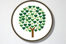 Pearler bead/Cross stitch / by Astrid Rodriguez