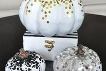 Autumn / Autumn and fall inspiration and decorating ideas.