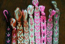 Friendship bracelets / by Astrid Rodriguez