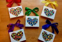 Kids Crafts Valentine's Day