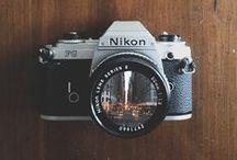 Photography / cameras and camera bits I covet