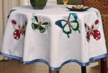 TABLE CLOTH for Dinner and Tea! / by Gladis Krimberg