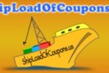 ShipLoadOfCoupons.us / ShipLoadOfCoupons.us is an extension of LotOfCoupons.com.  Free-to-print Internet Coupons and digital coupons.  The ships have docked.  Cargo of coupons delivered.