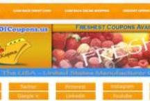 Grocery Coupons / A board dedicated to promoting free to print Internet coupons and digital coupons.  Save money each time you grocery shop.