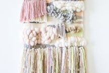 Weaving / Gorgeous weaving projects.