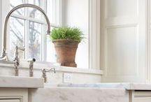 Yes I do LOVE a White Kitchen / Yep / by Missie Swanson