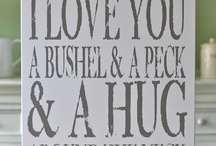 What my mamaw ALWAYS told me and my girls...<3
