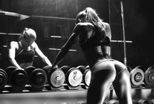Beautiful, STRONG physiques! / This is the look I am striving for every single day. Believe it, then achieve it.