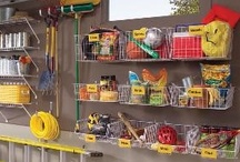 Storage and Organization / Ideas for storing and organizing.  / by Beth Anne Bonetti (BitsyBet)