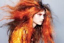 Hair Colours / by Franco Vallelonga