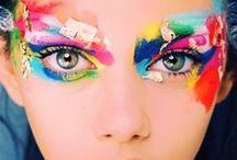 Make-Up / by Franco Vallelonga