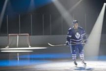 Toronto Maple Leafs / GO LEAFS GO! You love your Toronto Maple Leafs, and so do we. Here you'll find all the latest news on the team, coach, trades, and more.