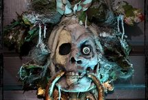 scary stuffs!! / by Julie Fowler Conroy