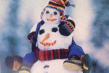 Snowmen / by Julie Fowler Conroy