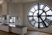 Clocks / by Samantha Muir