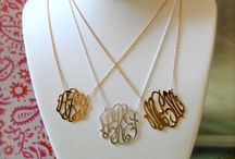 jewelry / by Julie Fowler Conroy