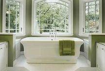 Bathrooms 2 / by Belinda Roussel