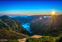Magical Madeira Island! / We live in the paradise Madeira Island and we love to share it's beautiful views with our clients all across the world.  / by Navega Bem Web Design