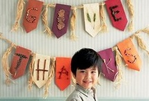 fall festivities  / autumn, hallows eve & thanksgiving decorations, party ideas & more