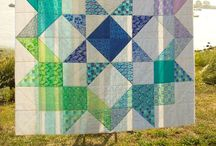 Quilts Quilts Quilts (and table runners) / by Nanette Davis