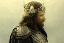 Lord of the Rings / LOTR, Hobbit, JRR Tolkien, Elves, etc