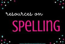 """ Spelling ❤Open Board❤ / Ideas and resources to teach spelling!   If you are a TpT Seller and you'd like to contribute to this board, FOLLOW this board and leave a comment on one of the pins!"