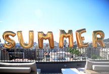 SEASON: summer / by Haleigh Byers