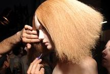 Fashion Week Hair / Hair / by Franco Vallelonga