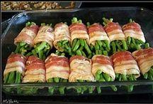 Veggies!! / Healthy & good tasting!