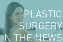 Plastic Surgery in the News / Dr. David Reath shares with you the latest plastic surgery trends.