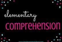 """ Comprehension ❤Open Board❤ / This board features resources on the teaching of comprehension. Please share only relevant pins here. Irrelevant pins will be deleted.  If you are a TpT seller and you would like to collaborate in this board, FOLLOW this board AND COMMENT on one of the pins. Thanks!"