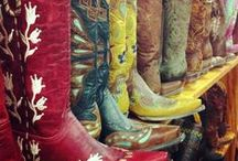 Vintage Cowboy Boot Style / Boots & Arrow collection inspiration.