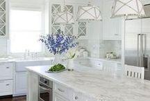 Kitchen Inspo / Beautiful Kitchen Design