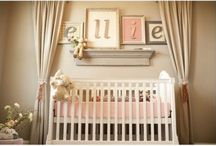 HOME: baby nursery / by Haleigh Byers