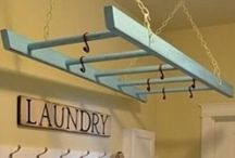 HOME: laundry room / by Haleigh Byers
