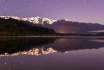 Lakes / Glacier Country Lakes NZ