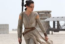 Rey / Cosplay ideas for Rey from Star Wars