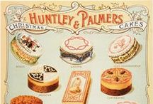 Chocolate & Cake Posters / Delightful posters, ads and art focussing on cakes and chocolate