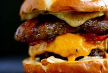 Burgers and Sandwiches That Need to Get in My Mouth