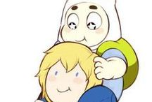 Adventure Time and Steven Universe
