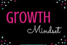 """"""" Growth Mindset ❤Open Board❤ / If you are a TpT Seller and you'd like to contribute to this board, FOLLOW this board and leave a comment on one of the pins!"""