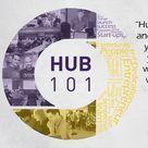 hub101 / Flyers and Artwork for Hub101