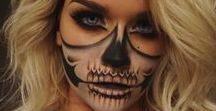 Maquillage - Halloween