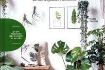 Une déco jungle, bohème et so green ! / La plante verte dans la déco est une incontournable…surtout si l'on a pas de jardin.. . Voici de quoi faire de votre chez-vous, un cocon de bien-être.