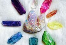 Magic, elements & stones ❤✨